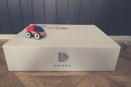 DROBE(ドローブ)3回目春コーデ提案