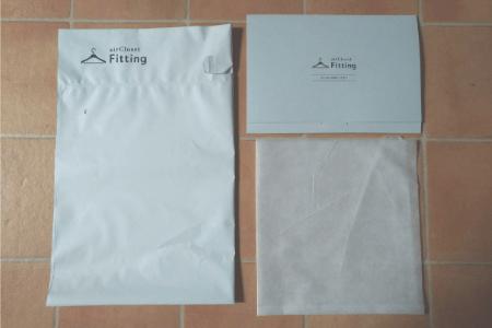 airCloset Fitting体験談