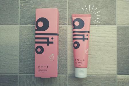 alito(アリート)歯磨き粉口コミ・評価