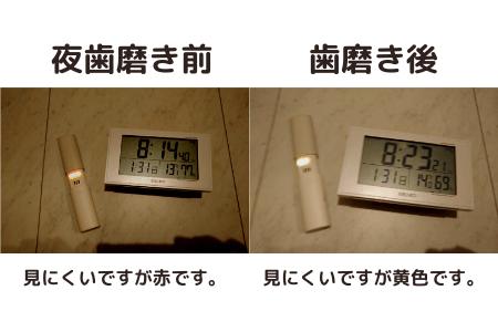 alito(アリート)口臭対策をタニタのブレスチェッカーで検証